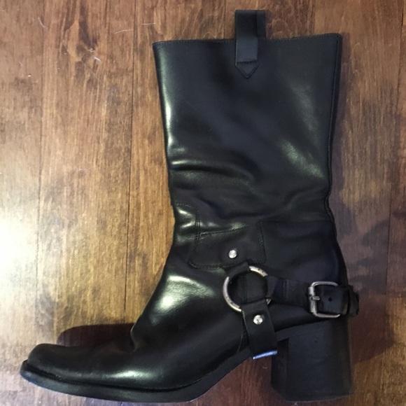 dccdd8aae9ec Miu Miu cowboy-style boots. M 5b855755c2e88e581fcdaaa4